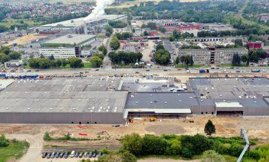 Prekybos centras, Liepų g. Klaipėda